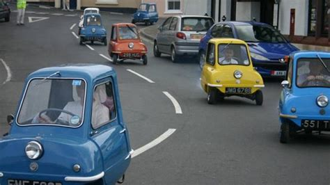 Peel P50 For Sale by The Peel P50 The One Car You Can Drive All The Way To