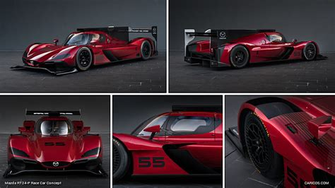 mazda rt p race car concept caricoscom