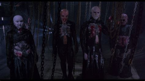 hellbound hellraiser ii scarlet box edition blu ray