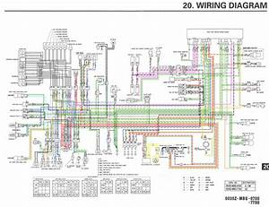 5th Gen Wiring Diagram With The Bank Angle Sensor