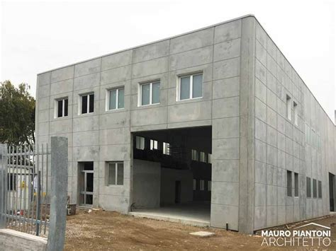 Progetto Capannone Industriale by Progettazione Di Un Nuovo Capannone Industriale A