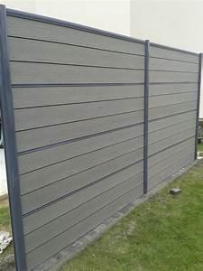 Panneau Brise Vue Composite : panneau brise vue en bois brico depot penmie bee ~ Nature-et-papiers.com Idées de Décoration