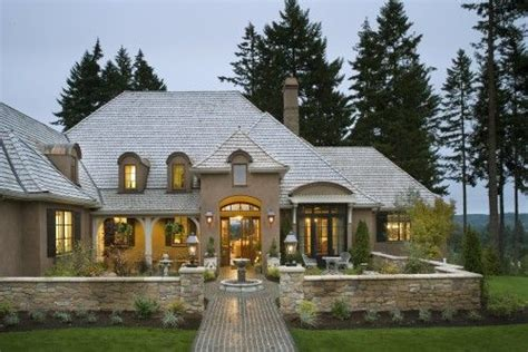 French Country Elegance In Portland  Beautiful Homes