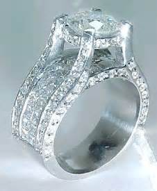 large engagement rings 1000 images about engagement rings and custom ideas on