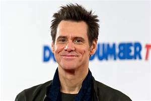 Famous People With Depression - Jim Carrey