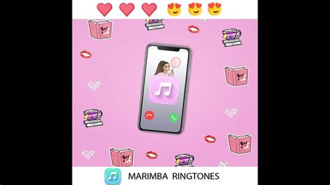marimba remix iphone ringtone youtube