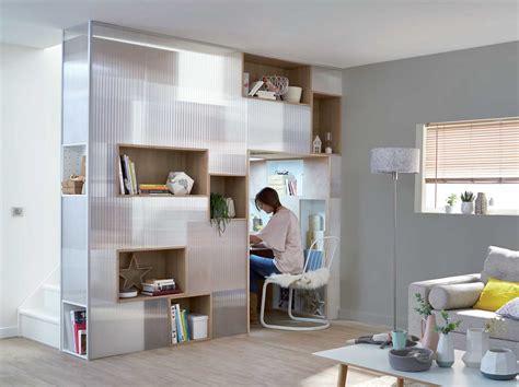 bureau leroy merlin comment réaliser un bureau encastré sous un escalier