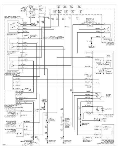 2008 mazda 5 2 3l pcm wiring diagram l bayanpartner co