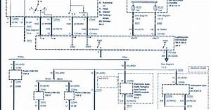 Light Circuit Diagram  2003 Ford Crown Vic Wiring Diagram