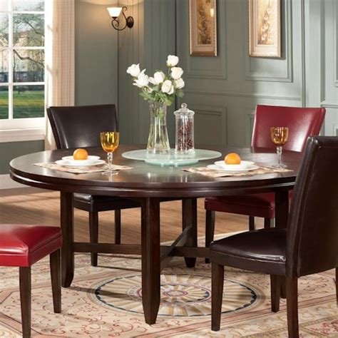 steve silver hartford   contemporary dining table