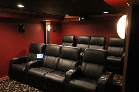 Home Theater Seating from Bright Home Theater and Audio