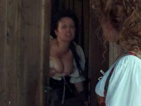 Angela Doria  nackt