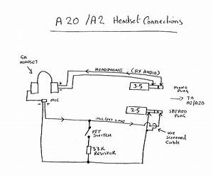 Headphone With Mic Wiring Diagram  U2013 Microphone Wiring