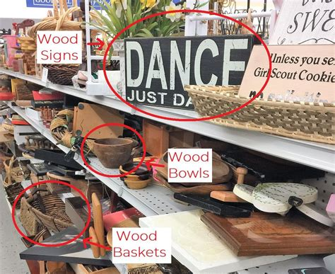 Check out some of our latest finds this week. How to Shop for Thrift Store Home Decor Items - Joyful ...