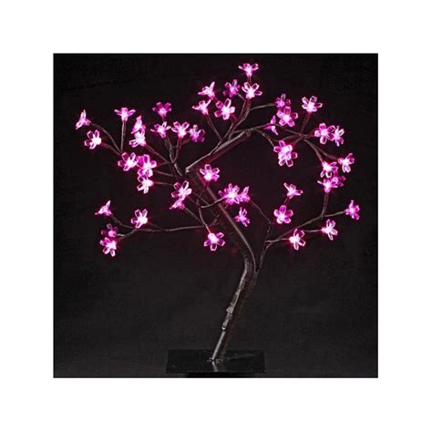arbre lumineux d int 233 rieur 48 led prunus toilinux