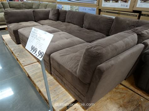 gray sectional sofa costco gray sectional sofa costco bainbridge 3 piece fabric