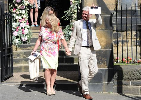 Stunning photos of Declan Donnelly and Ali Astall's ...