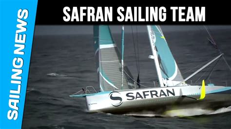 Safran Bateau Imoca by Imoca Safran Transat Jacques Vabre Youtube