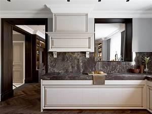 Decorer un interieur avec un style art deco for Kitchen colors with white cabinets with papier peint art deco
