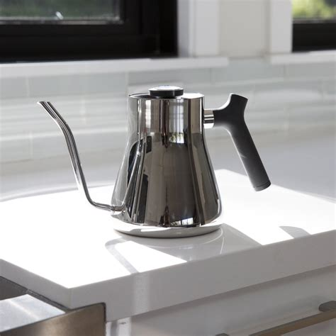 kettle fellow pour stagg thermometer self head kettles spoons curved feeding toddler