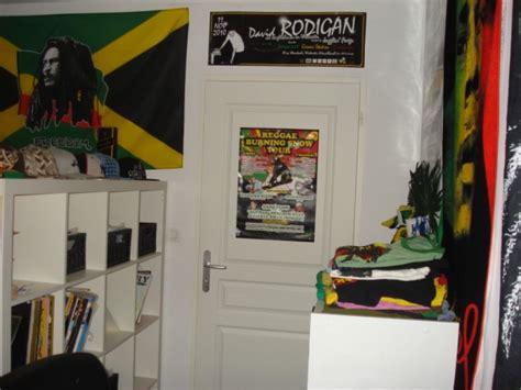 décoration chambre bob marley