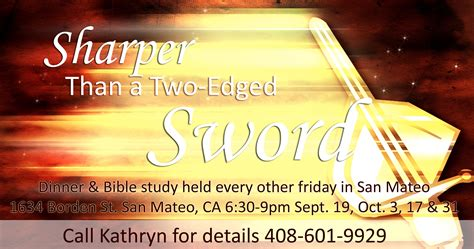 sharper edged sword charis bible college