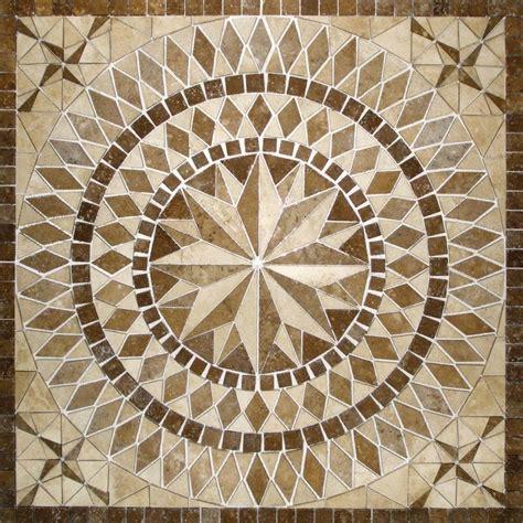 tile medallions for floors travertine medallion tile tips for installing a tile floor pinter