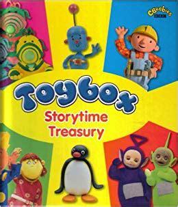 box cbeebies storytime treasury book co uk hit books