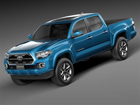 2020 Toyota Tacoma Changes, Price And Release Date Rumor