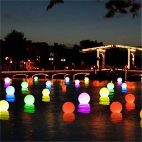 city park water and light installation is here at lighting inspiration events amsterdam light Inspirational