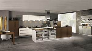 types of kitchens alno With what kind of paint to use on kitchen cabinets for office wall art decor