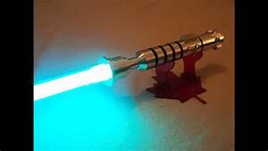 Rebellion Jacen Solo Lightsaber For Sale - YouTube  Lightsaber