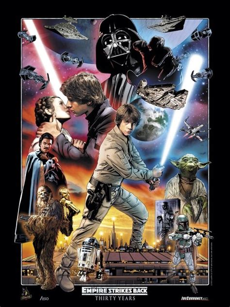 empire strikes   anniversary star wars