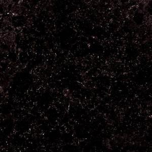 Pegasus 4 In X 4 In Midnight Black Granite Sample 99888 The Home Depot