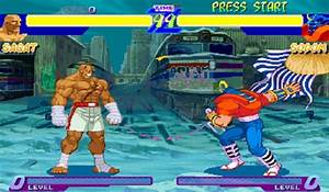 Street Fighter Alpha Warriors39 Dreams Game GamerClickit