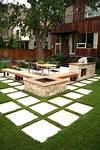 Amazing Backyard Landscaping Ideas - Quiet Corner back yard patio design idea