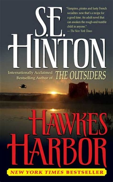 hawkes harbor  se hinton reviews discussion