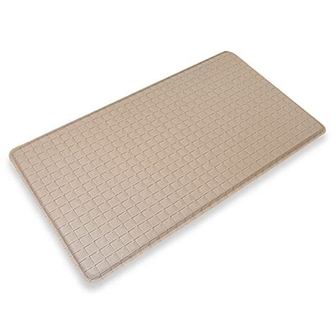 gel mats for kitchen floors gelpro 174 original gel filled anti fatigue trellis kitchen 6795
