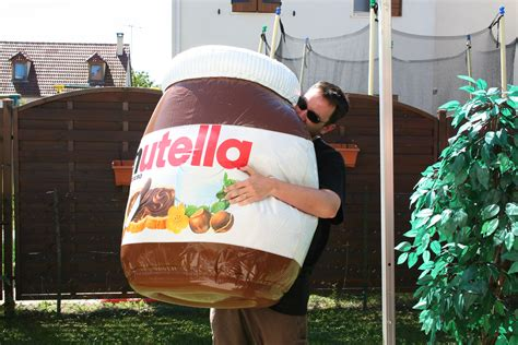 gros pot de nutella 10 kg img 50454 m 233 ga gros pot de nutella 800 vues flickr photo