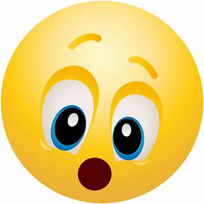 Emoji Amazed Clipart Emoticon Info Transparent Drawing