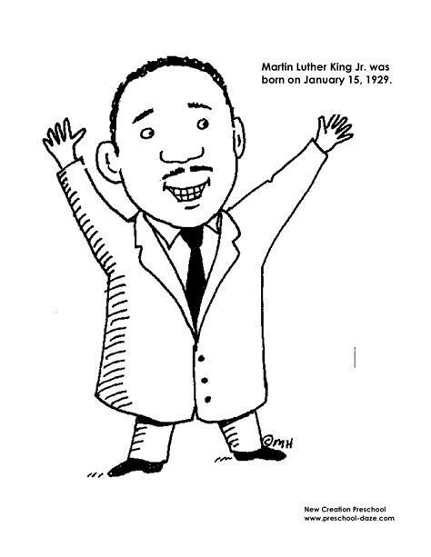 martin luther king preschool m is for martin luther king jr from the archives new 526