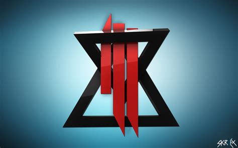 Skrillex Music Logo Wallpapers Hd Desktop And Mobile