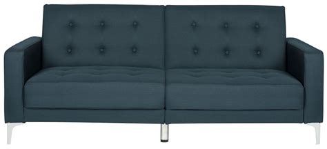 navy blue sofa bed navy blue sofa bed foldable loveseat safavieh com