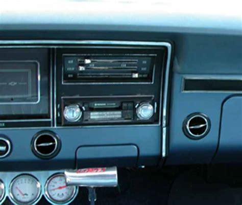 chevy impala sedan air conditioning system