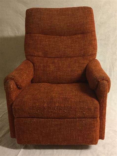 vintage recliner chair custom upholstery of vintage la z boy recliners 3252