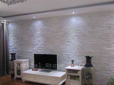 irish white stone wall cladding tiles thickness   mm