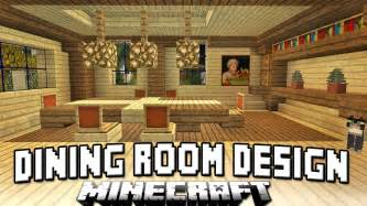 Minecraft Living Room Ideas Pe by Minecraft Tutorial How To Build A House Part 13 Dining