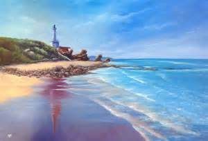 Beach and Seascape Paintings