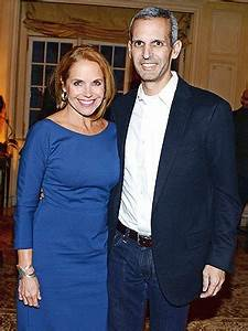 Katie Couric Marries John Molner | PEOPLE.com