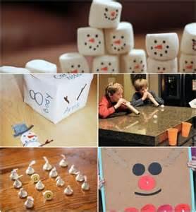 Winter Classroom Party Game Idea
